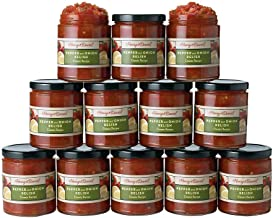 Harry & David 12 Pack Pepper and Onion Relish