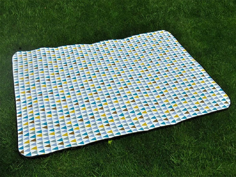 ZGYZ Extra große Picknickdecke Strandteppichmatte Aluminiumfolie Wasserdichte Unterstützung Kindspielmatte, Kindspielmatte, Kindspielmatte, Familie Outdoor-Reisematte Leichtgewicht und tragbare Rasendecke,200  150 B07NZBRNC8  Erschwinglich ec36d9
