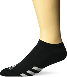 adidas mens Single No Show Sock