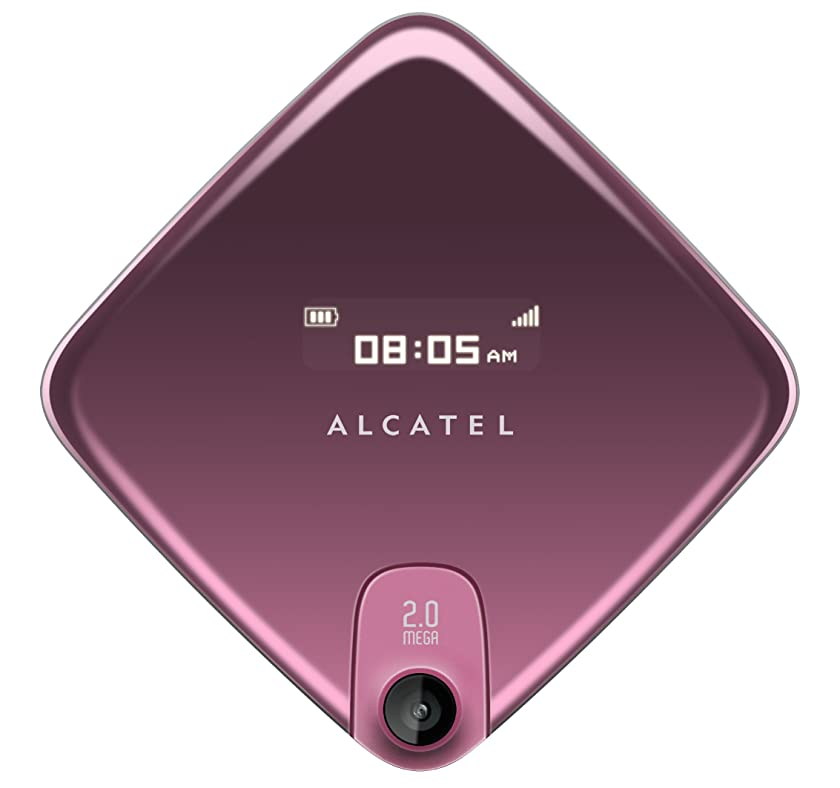 NEW Alcatel One Touch OT-808A -PINK (Unlocked)