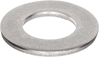 300 Stainless Steel Flat Washer, #2 Hole Size, 0.09