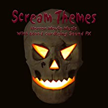 Halloween Scream Themes / Horror Movie Music With Blood Curdling Sound FX