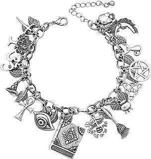 Best witch charm bracelet Reviews
