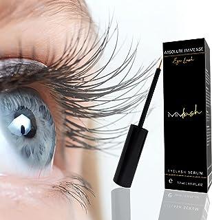 Fantastisk - MM Lash - Eyelash Growth Serum BÄSTSÄLJARE (3 ml) NYK1 Ögonfransserum Ögonfransar Ögonbryn Växa Tjockare Natu...