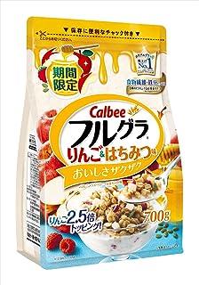 カルビー フルグラ りんご&はちみつ味 700g×6袋