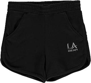 LA Gear Kids Girls I Lk Short Jersey Shorts Pants Trousers Bottoms