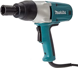 """Makita TW0350/1 110V 1/2"""" Impact Wrench Supplied in a Carry Case"""