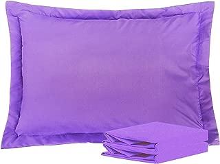 Best dark purple shams Reviews