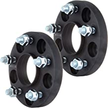 ECCPP 5x4.5 Wheel Spacers Hubcentric 5 lug 5x4.5/5x114.3mm 20mm Thick 2x Fit for 2009-2015 Infinity G37 Nissan Altima Maxima Murano GTR with 12x1.25 Studs