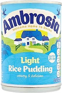 Ambrosia Low Fat Rice Pudding, 400 gm