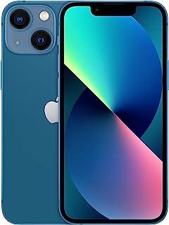 جوال ابل ايفون 13 ميني الجديد مع تطبيق فيس تايم (128 جيجا) - أزرق