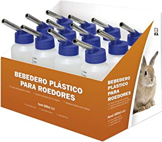 ICA TD2214 Bebedero de Plástico para Hámster