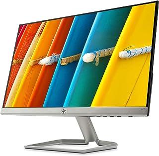 Monitor LED HP 22f , 22 pulgadas, 300 cd / m², 1920 x 1080 Pixeles, 5 ms, Plata