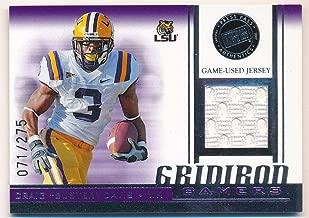BIGBOYD SPORTS CARDS Craig Buster Davis 2007 Press Pass RC Rookie Gridiron Gamers LSU Jersey /275 F1