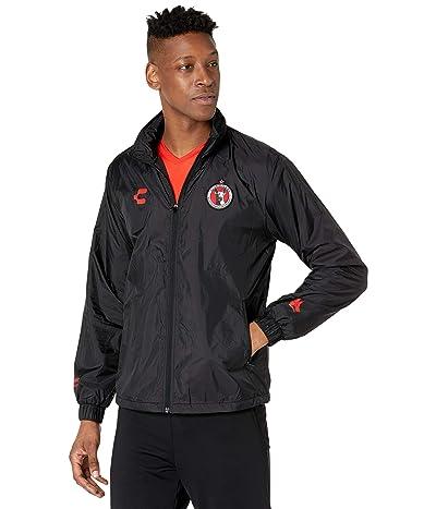CHARLY Xolos Fleece Jacket (Black/Red) Men