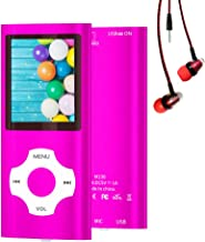 $21 » Sponsored Ad - MP3 Player / MP4 Player, Hotechs MP3 Music Player with 16GB Memory SD Card Slim Classic Digital LCD 1.82'' ...