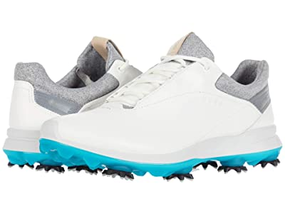ECCO Golf BIOM G 3 (White/Blue) Women