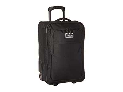 Dakine Carry-On Roller 42L (Black) Pullman Luggage