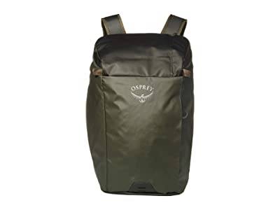 Osprey Transporter Zip Top (Haybale Green) Backpack Bags