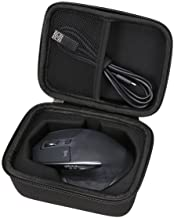 Mchoi Hard Portable Case Fits for Logitech MX Master 2S Wireless Mouse(Case Only)