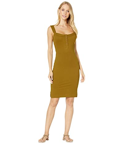 L*Space Louise Dress Cover-Up (Moss) Women