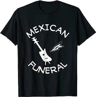 Best mexican funeral t shirt Reviews