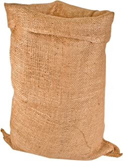 Burlap Bag - 7 OZ. 28 Inch X 16 Inch, Natural