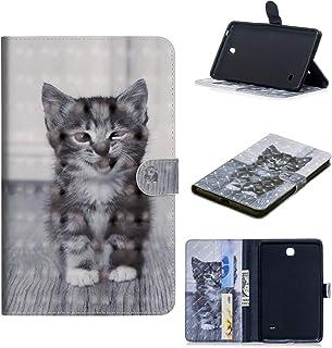 "UUcovers Case for Samsung Galaxy Tab 4 7.0 inch Model (-T230/ T231/ T235) & Galaxy Tab 4 7.0"" Nook 2014 (-T230NU), Folio S..."