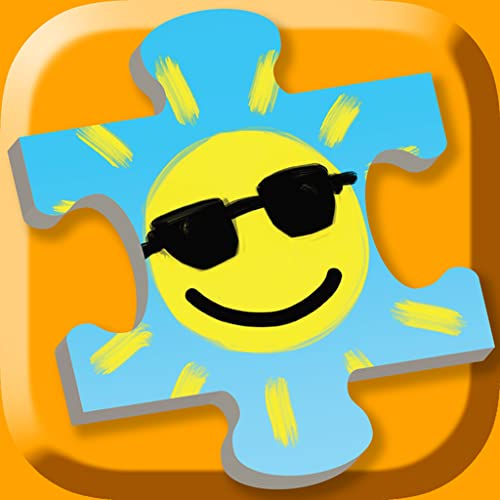 Clima, quebra-cabeças para crianças e Pre-K - ciência para crianças! Jogos educacional sobre o apredizado das estações do ano e clima, do sol, a neve! - Versão Educação