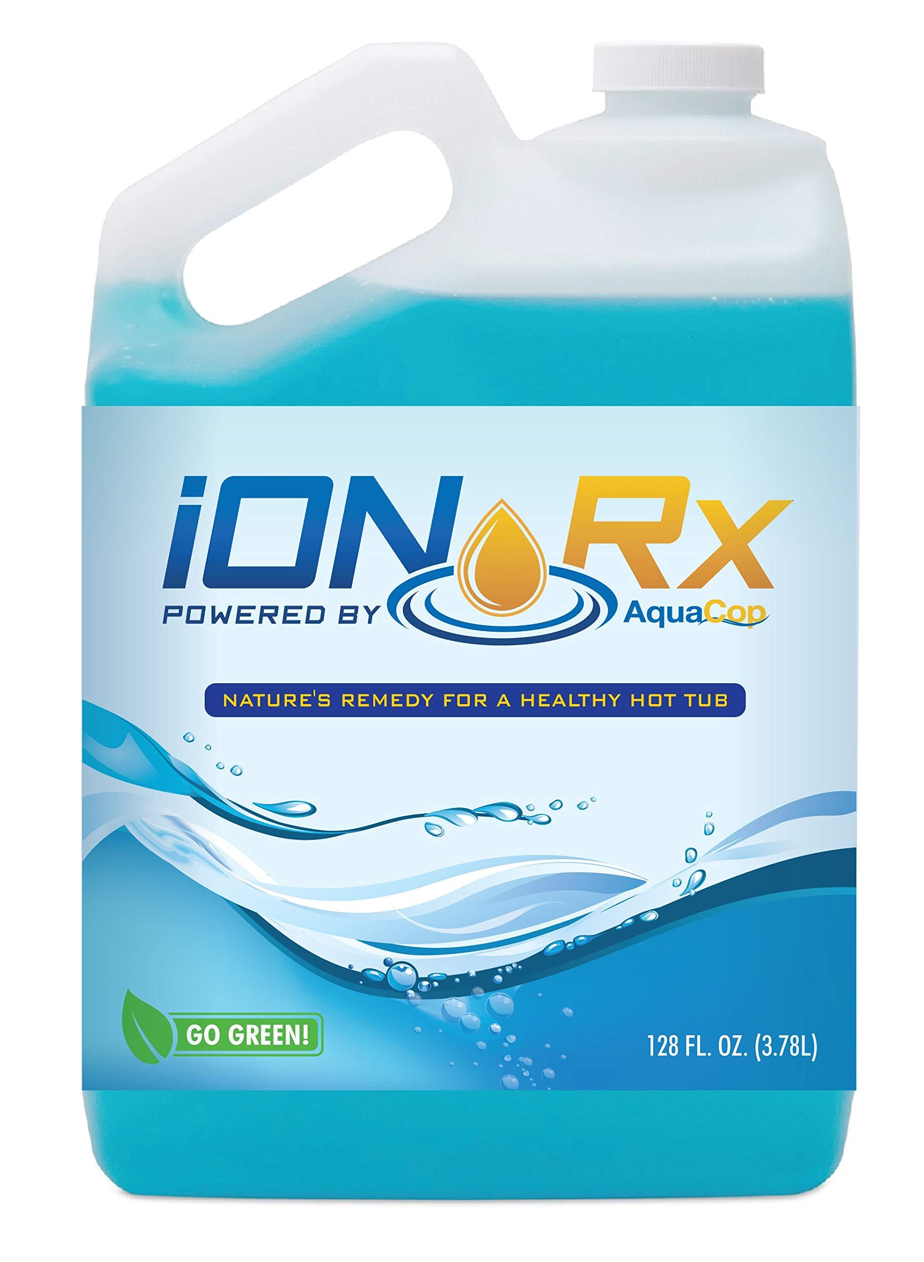 iONRx Sanitizing Treatment Sensitivities Alternative