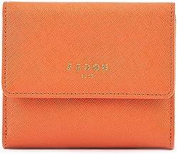 Portabiglietti da visita rigido Classica Arancione Fedon 1919 UO1930007