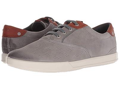 ECCO Collin 2.0 CVO Sneaker (Warm Grey/Cognac) Men
