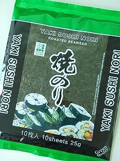 "5er Pack Yaki Sushi Nori Blätter ""GRÜN"" ge"