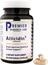 Premier Research Labs Allicidin -  Supports Both Immune And Cardiovascular Health (60 Capsules)