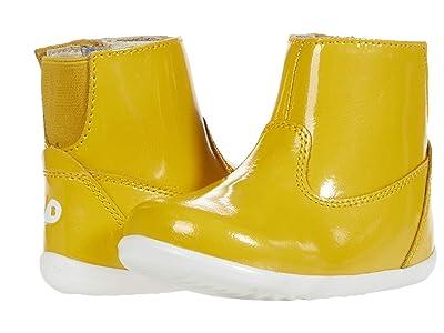 Bobux Kids Step Up Paddington Waterproof Boot (Infant/Toddler) (Yellow 2) Kid