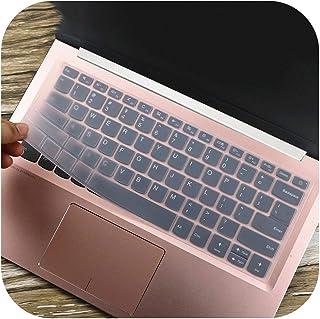 Odoukey Tastiera della Copertura Universale della Tastiera Pellicola Trasparente Tastiera del Silicone Resistente Pellicola Protettiva Compatibile Lenovo dell Laptop