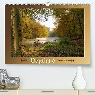 Vogtland - Farben einer Landschaft (Premium, hochwertiger DIN A2 Wandkalender 2021, Kunstdruck in Hochglanz): Ich nehme Si...