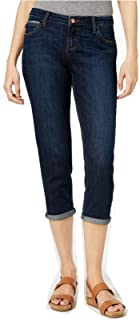 Lee Platinum Women's Shea Cropped Girlfriend Jeans
