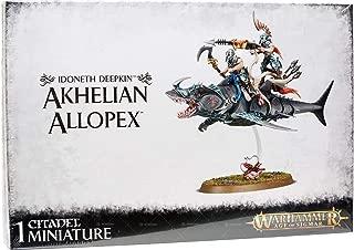 Games Workshop Warhammer Age of Sigmar Idoneth Deepkin Akhelian Allopex Miniature