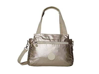 Kipling Elysia Handbag (Cloud Metal) Handbags