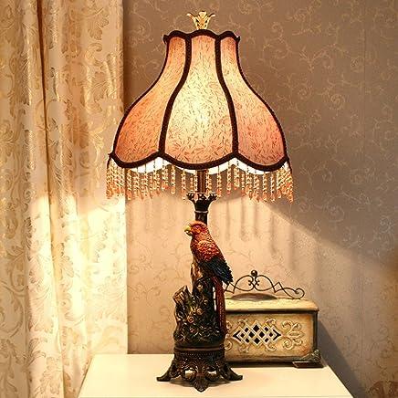MILUCE ヨーロッパのテーブルランプ地中海クリエイティブリビングルーム調節可能な照明ベッドルームベッドサイドの装飾照明
