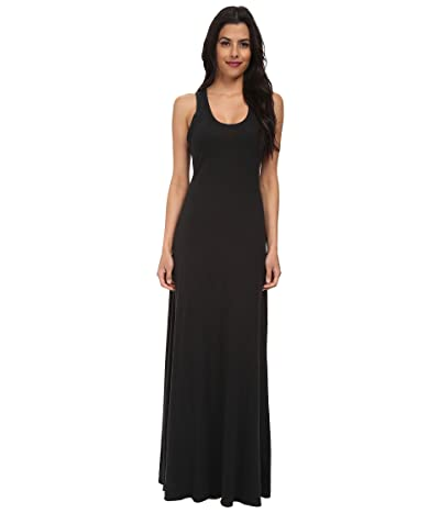 Alternative Racerback Maxi Dress (Eco True Black) Women