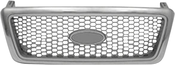 CPP Chrome Grille Assembly for 2004-2008 Ford F-150 FO1200427