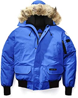 Canada Men's Coats Bomber Goose Feather Down Jackets