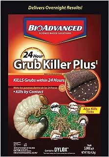 Bayer Advanced 700750 24 Hour Grub Killer Plus Granules, 10-Pound