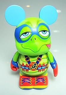 Disney Zooper The Rocket Turtle Vinylmation ~3