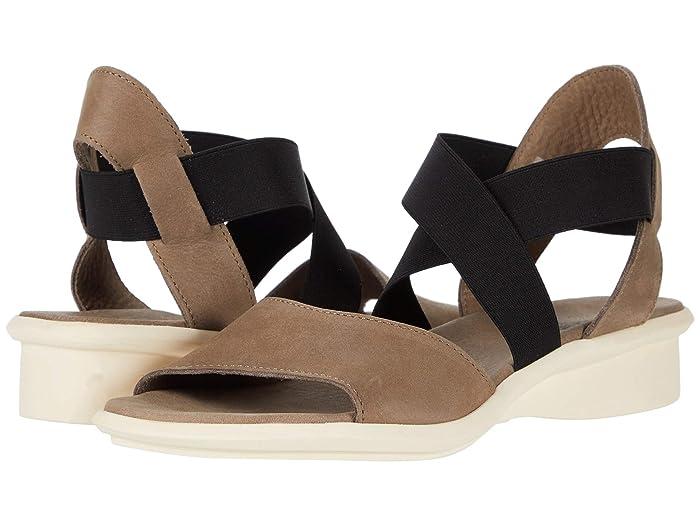 Arche  Satia (Sabbia/White Soles) Womens Sandals