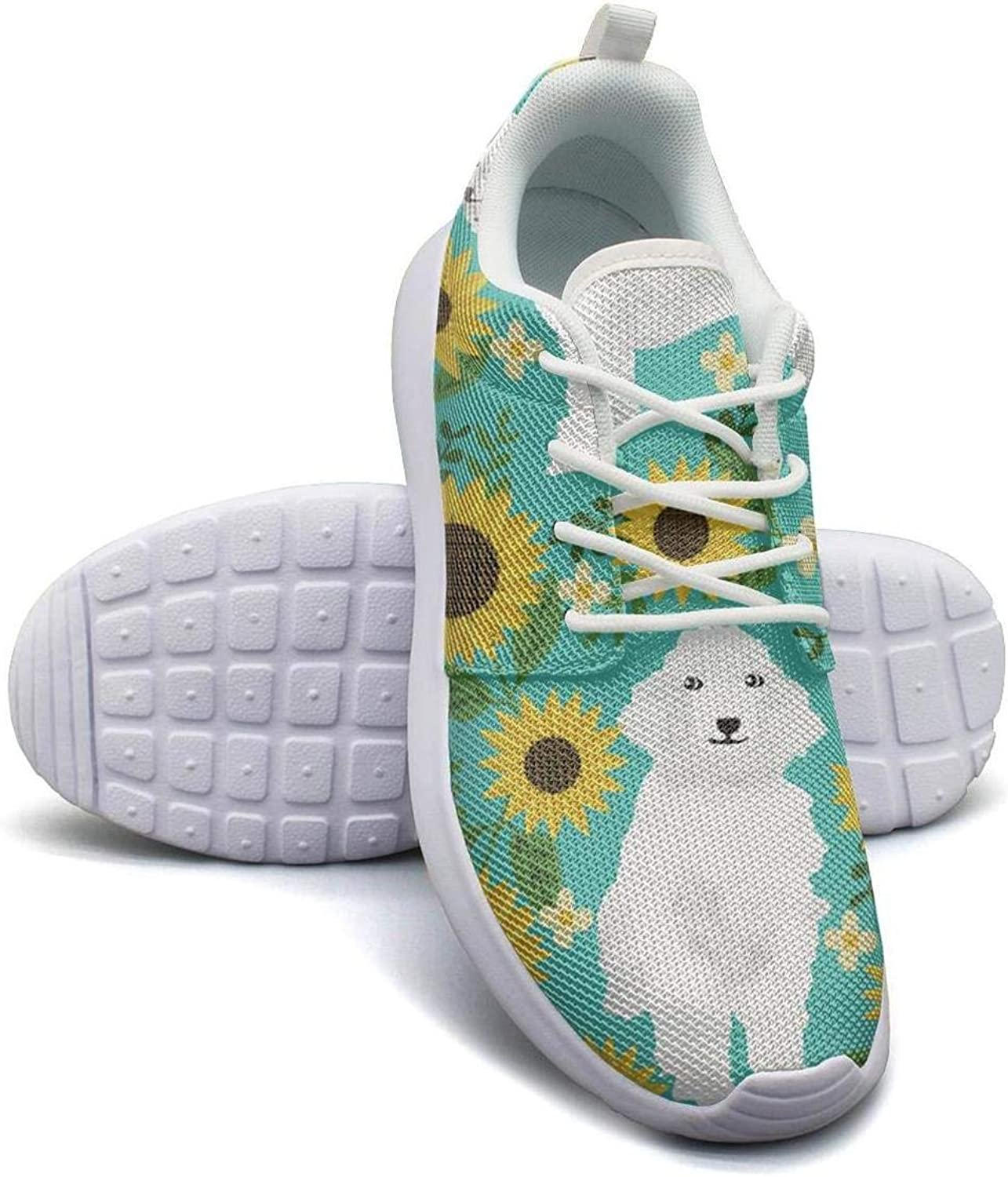 Kanf saysfg Tropical Pink and Yellow Pineapples Fashion Running Sneakers for Women Lightweight Breathabl Boat shoes