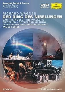 Wagner: Der Ring des Nibelungen - Complete Ring Cycle (Levine / Metropolitan Opera)