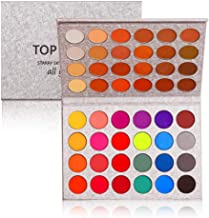 Eyeshadow Palette Makeup Matte Shimmer 48 Colors Highly Pigmented Professional Nudes Warm Natural Bronze Neutral Smoky Cosmetic Eye Shadows